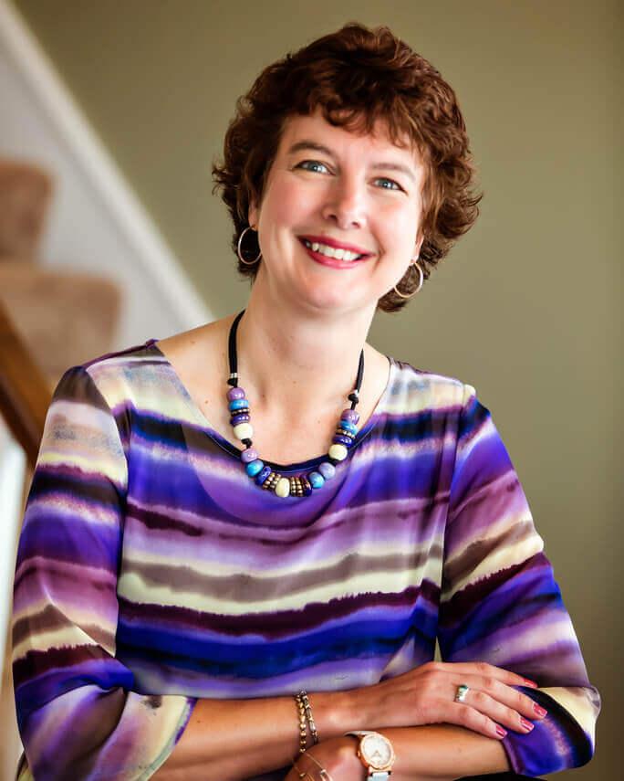 Portrait of Pam Ryan